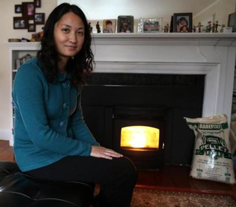 Yan Ni says the monthly bill to run her home's furnace went from $1,000 a month to $200.
